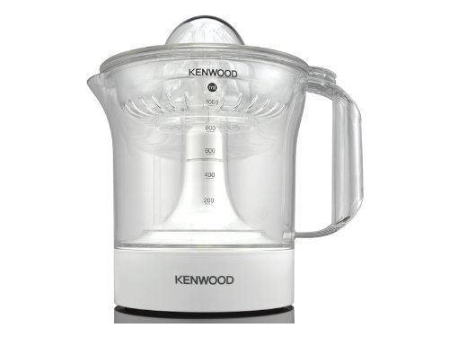 Kenwood JE280 - Licuadora, 40 W, acero inoxidable, capacidad de 1 l, color blanco