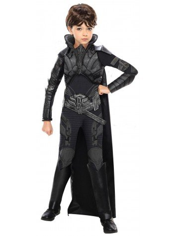 Kostüm Superman Faora - Rubie's Faora Kostüm Superman Man of Steel Deluxe-Mädchen