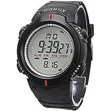 Xinantime Reloje Hombre,Xinan LED Cuarzo Reloj de Pulsera al Aire Libre Alpinismo Deporte Digital