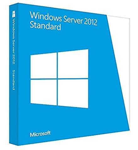 Systembuilder Windows Server Standard 2012 x64 1pk DVD 2CPU/2VM