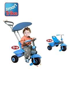 Smart Trike Comfort - Blue
