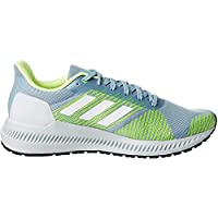 Adidas Solar Blaze, Women's Running Shoes, Grey (Ash Grey S18/Ftwr White/Hi-Res Yellow 05), 6 UK (39 1/3 EU),F34546