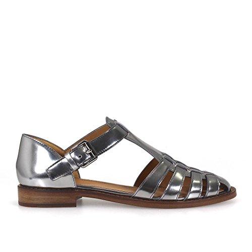 churchs-sandales-kelsey-en-cuir-lamine-grau-pour-femme