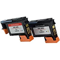 C-Dling Compatible HP 940 C4900A C4901A Printhead 2 Pack for HP Officejet Pro 8000 8500A Printers