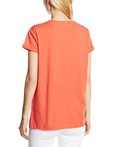 Boss Orange Tiflower, T-Shirt Donna Arancione (Medium Arancione 816)