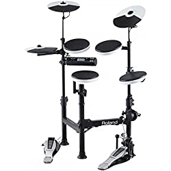 Roland TD-4KP Portable Electronic V-Drums Kit With Carry Bag