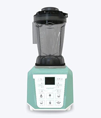 MYSMÜD - Blender/Batidora Nutricional (35.000 rpm, 2200W 1,8L) vaso de TRITÁN libre de Bisfenol A