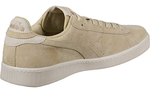 Diadora Game Low S, Sneaker a Collo Basso Unisex – Adulto Beige