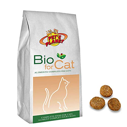 BIO for CAT Croquettes pour tous les chats, Pet's Planet 400 g