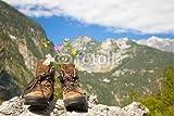 druck-shop24 Wunschmotiv: Alpenwanderung #94319301 - Bild als Klebe-Folie - 3:2-60 x 40 cm/40 x 60 cm