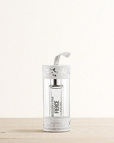 Abercrombie & Fitch Fierce Perfume Women Purse Spray / Parfum pour le Sac - Eau de Parfum 15 ml