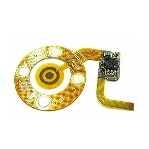 Apple iPod Nano 3G Flex Bandkabel für Clickwheel Headphone Jack Ersatzteil Neu und OVP
