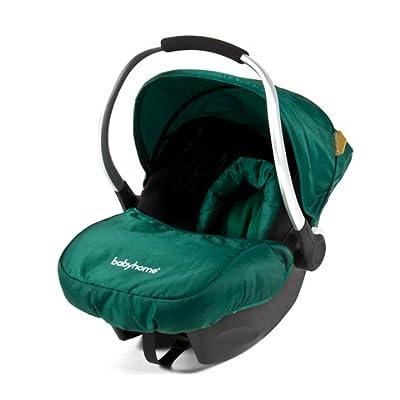 Silla De Auto Babyhome Grupo 0+ Verde