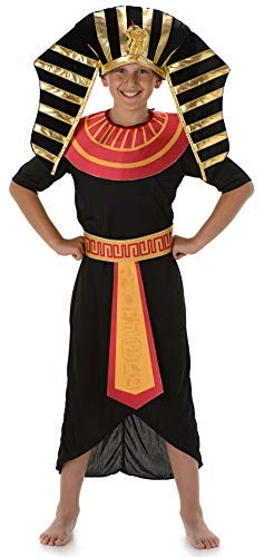 My Illusions Egiziano Faraone Ragazzi Antico Egitto Re Bambini Storico Costume Travestimento