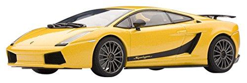Autoart - 54614 - Véhicule Miniature - Lamborghini Gallardo Superleggera - Métal - Jaune - Echelle 1/43