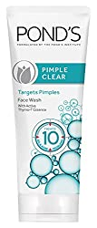 PONDS Pimple Clear Face Wash, 100g