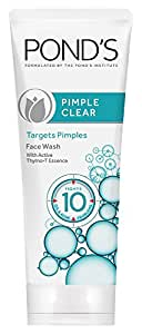 POND'S Pimple Clear Face Wash, 100 g