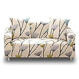 Hotniu Gedruckt Sitz Sofa Couch Sofa bezüge Sofa Schutz Elastisch Slipcover(1 Sitzer, Muster #3)
