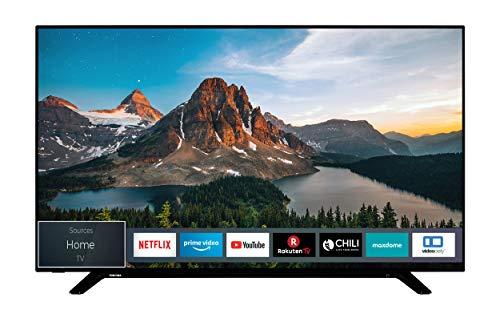 Toshiba 43U2963DG 108 cm (43 Zoll) Fernseher (4K Ultra HD, Dolby Vision HDR, Triple Tuner, Smart TV, Sound von Onkyo, Works with Alexa)