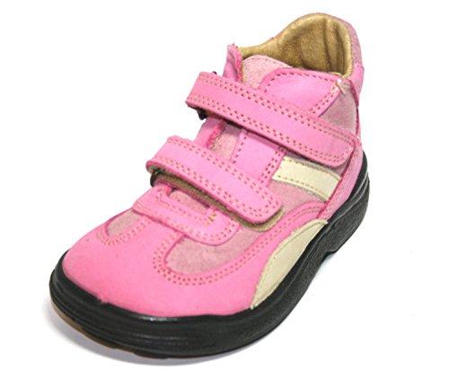 Bundgaard - Enfants Filles Chaussures Bottines rose - (Rose)/beige