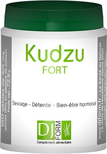 Kudzu Fort - Désaccoutumance, Equilibre Hormonal - 300 gélules