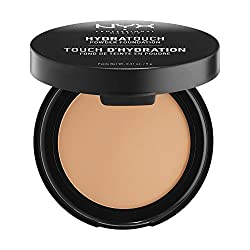 Nyx Professional Makeup Hydra Touch Powder Foundation, Amber, 9g