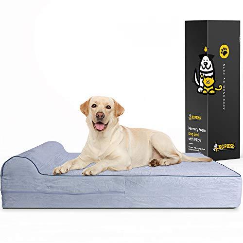 Cuscini Ortopedici Per Cani.Divani Letto Per Cani I Migliori Con Memory Form Consigli It