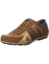 Le Coq Sportif Turin Leather Suede, Baskets Basses Homme