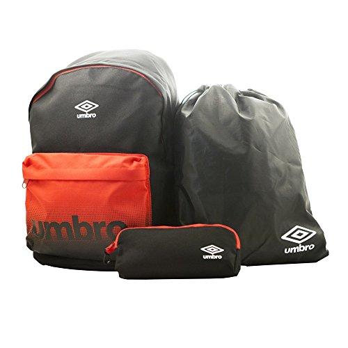 Umbro Bts Backpack / Gymsack / Pencil Cas - Mochila para niños, color