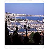 Photo Mug of Cannes and the Festival Theatre, Cannes, Alpes-Maritimes, Cote d Azur