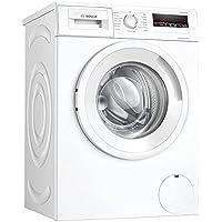 Bosch électroménager WAN24208FF Lave-linge Pose-libre Série 4 front - EcoSilence Drive - 8 kg - 1200 trs/min - 55l - Fin…