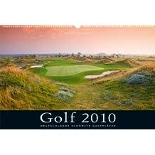 Golfkalender 2010: Deutschlands schönste Golfplätze