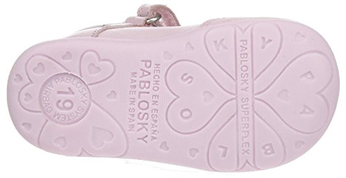 Pablosky 001681, Chaussures Fille Rose