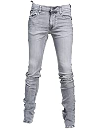 Teddy Smith - Jeans garçon Reming Jr 60105632d 131 Gris Clair