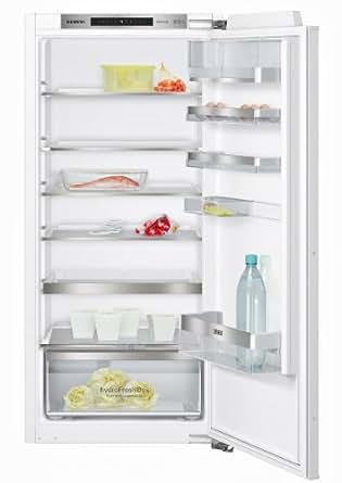 Siemens KI41RAD30 réfrigérateur - réfrigérateurs (Intégré, A++, Blanc, Droite, SN-T, toucher)