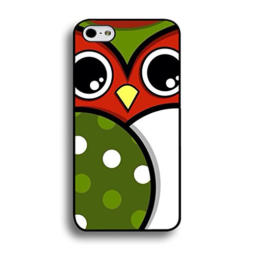 Lovely Fresh Owl Wallpaper Phone Case Cover Solid Skin Protetive Shell for Iphone 6/6s 4.7 (Inch) Owl Premium Color232d