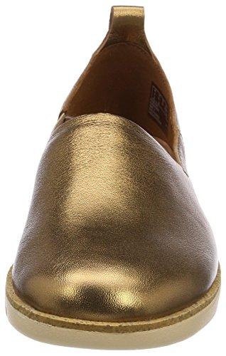 Clarks Tri Curve, Mocassins Femme Argent (Bronze)