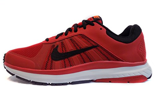 Nike Dart 12, Chaussures de Running Homme Rojo (University Red / Black-Total Crimson-White)