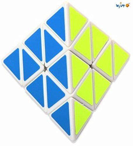 Wishkey Triangle Pyramid Magic Cube