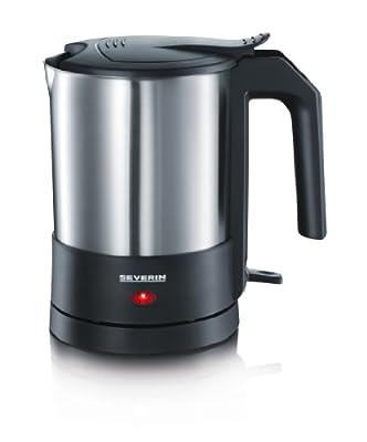 Severin - 3364 - Bouilloire - 1800 W -1.5l. - noir / inox brossé