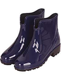 Zapatos Mujer Tobillo Complementos es Para Y Botas Amazon BwAnfqctU