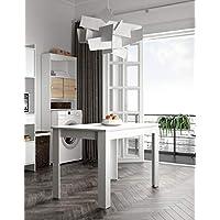 Symbiosis 2280A2121X00 Table à Manger Blanc 110 x 70 x 73,4 cm