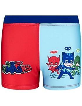 PJ Masks - Super pigiamini Ragazzi Shorts da mare - blu