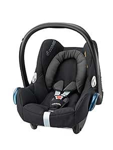 Maxi-Cosi CabrioFix Group 0+ Car Seat, Black Raven