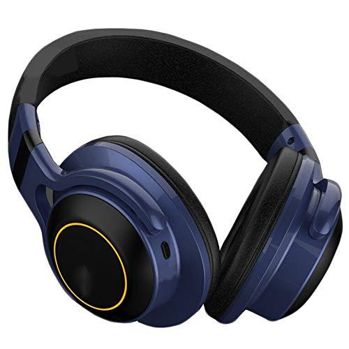ZXWNB Bluetooth 5.0 Kopfhörer Mit Mikrofon, Folding