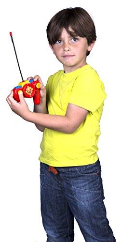 RC Auto kaufen Feuerwehr Bild 4: Dickie Toys 203099612 - RC Feuerwehrmann Sam Jupiter, funkferngesteuertes Feuerwehrauto, 22 cm*