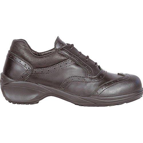 Cofra chaussures de sécurité femme victoria queens pays 11000–000 s3 noir