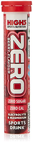 High5 Zero Berry Flavoured Sports Drink Tablets -