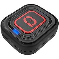 Qlipp Sensor de Tenis Unisex, Negro, 30mm / 26mm