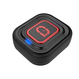 Qlipp Tennis Sensor V1 – 1. Generation| Tennis Spielanalyse | Universell für alle Schläger | Verbindung des Sensors via Bluetooth